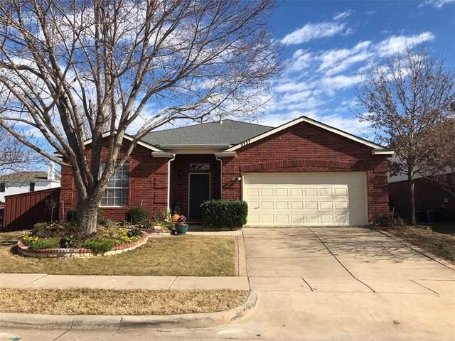 2337 Basswood Drive, Little Elm, TX 75068 (MLS #14501699) :: The Mauelshagen Group