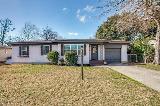 3508 Fortner Way, Fort Worth, TX 76116 (MLS #14501708) :: All Cities USA Realty