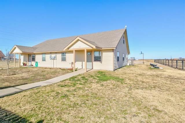 162 Blue Ridge Drive, Weatherford, TX 76088 (MLS #14501711) :: Trinity Premier Properties
