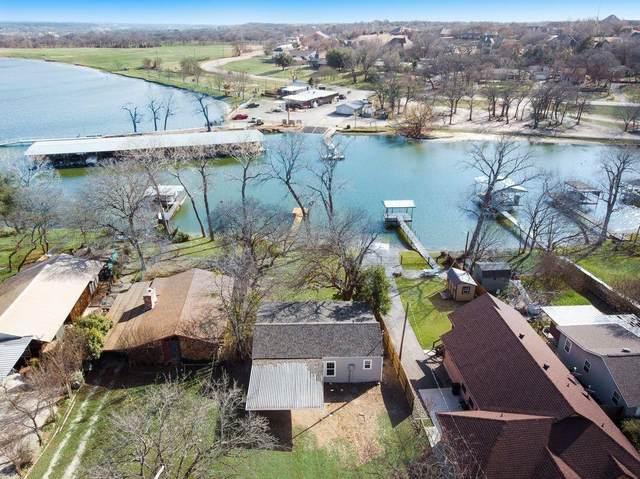 120 Marina View Court, Weatherford, TX 76087 (MLS #14501725) :: The Rhodes Team