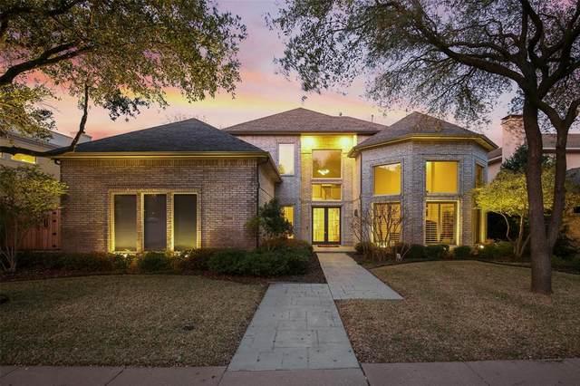 18736 Wainsborough Lane, Dallas, TX 75287 (MLS #14501736) :: Post Oak Realty
