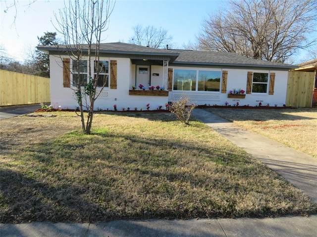 2511 Evelyn Street, Dallas, TX 75216 (MLS #14501740) :: The Good Home Team