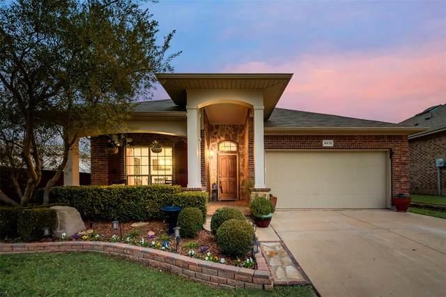 4513 Joe Van Way, Denton, TX 76226 (MLS #14501741) :: The Good Home Team