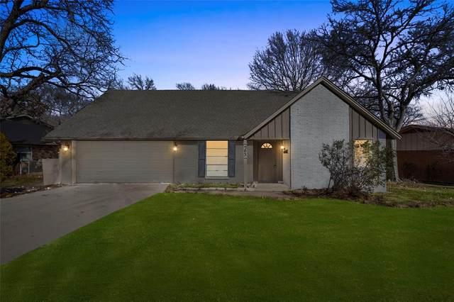 203 Timothy Trail, Duncanville, TX 75137 (MLS #14501747) :: Trinity Premier Properties
