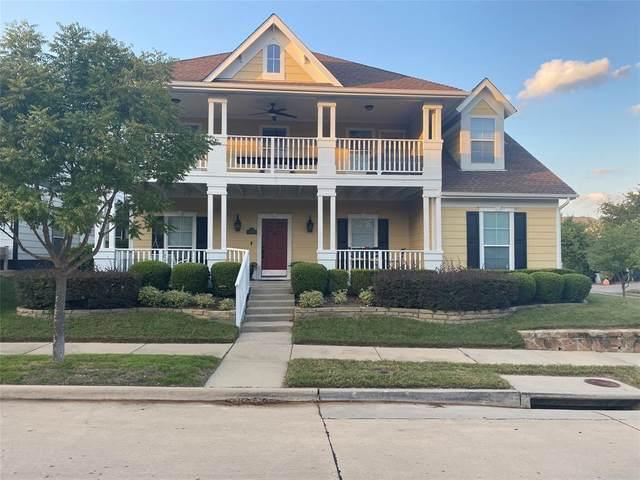 1521 Southern Pine Drive, Savannah, TX 76227 (MLS #14501777) :: Post Oak Realty
