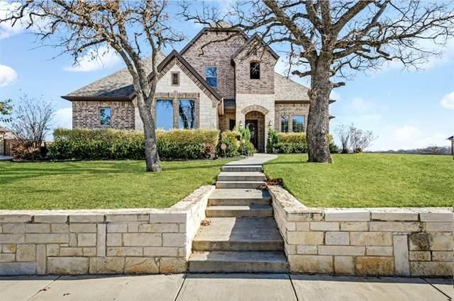 1505 Briar Crossing Drive, Decatur, TX 76234 (MLS #14501782) :: The Mauelshagen Group