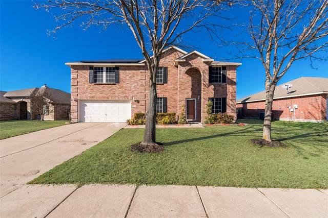 300 Long Prairie Drive, Forney, TX 75126 (MLS #14501801) :: The Heyl Group at Keller Williams