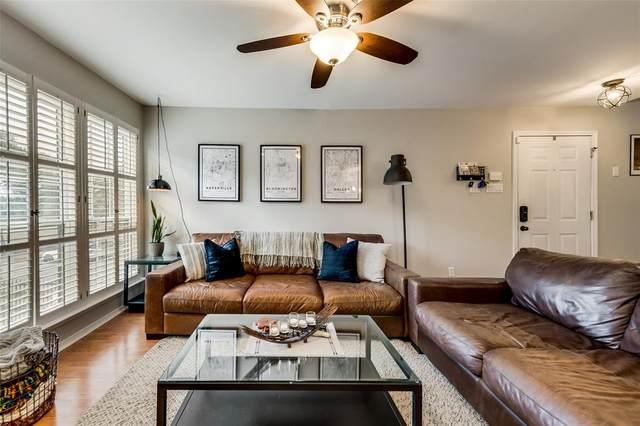5200 Martel Avenue 12A, Dallas, TX 75206 (MLS #14501810) :: Post Oak Realty