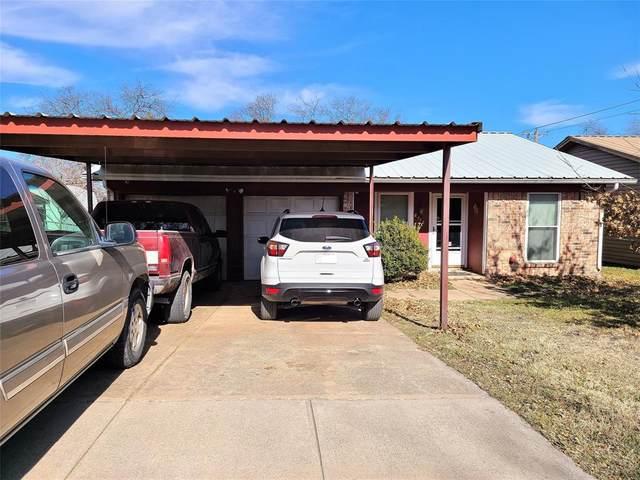 8112 Richard Street, White Settlement, TX 76108 (MLS #14501813) :: The Kimberly Davis Group
