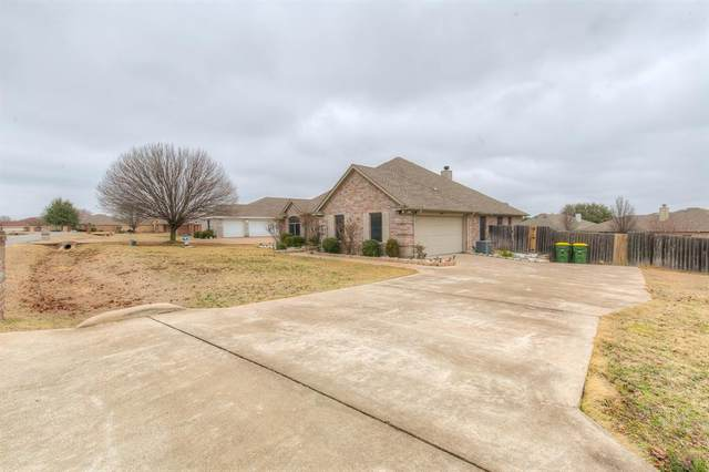 3220 Meandering Way, Granbury, TX 76049 (MLS #14501846) :: The Kimberly Davis Group
