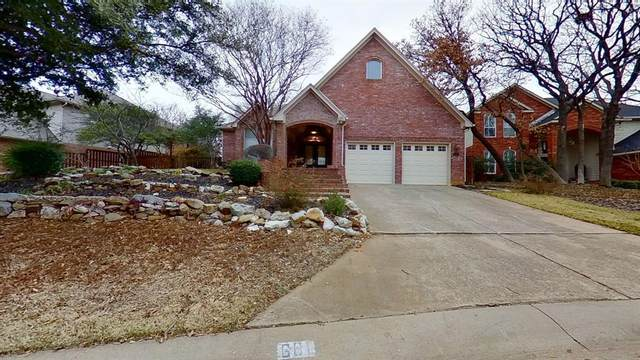 601 Hidden Oak Court, Highland Village, TX 75077 (MLS #14501852) :: The Good Home Team