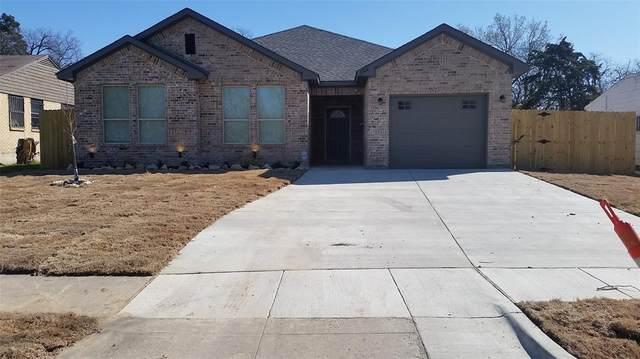 1548 Cape Cod Dr., Dallas, TX 75216 (MLS #14501862) :: The Good Home Team