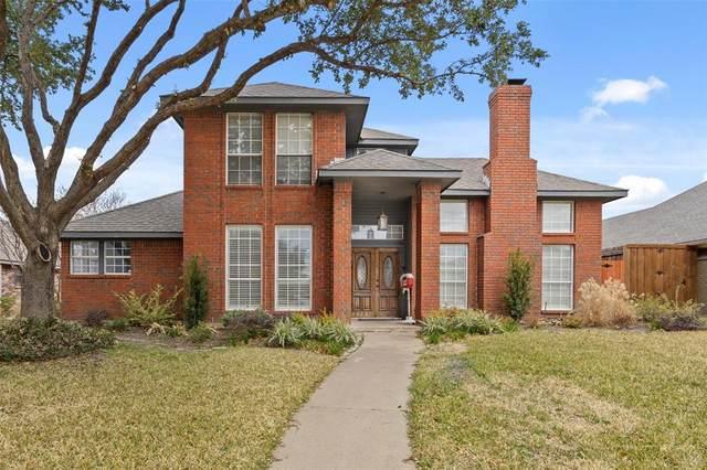 2505 Springdale Drive, Carrollton, TX 75006 (MLS #14501872) :: The Mauelshagen Group