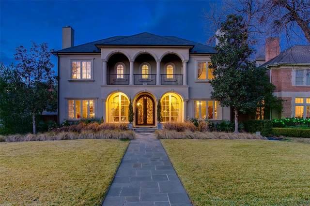 3804 Marquette Street, University Park, TX 75225 (MLS #14501873) :: Robbins Real Estate Group