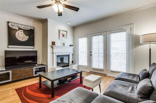 3400 Welborn Street #311, Dallas, TX 75219 (MLS #14501888) :: Real Estate By Design