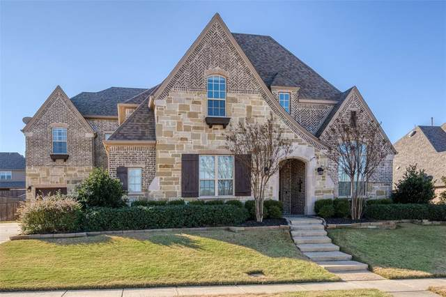 4005 Badenoch Way, Flower Mound, TX 75022 (MLS #14501902) :: Frankie Arthur Real Estate