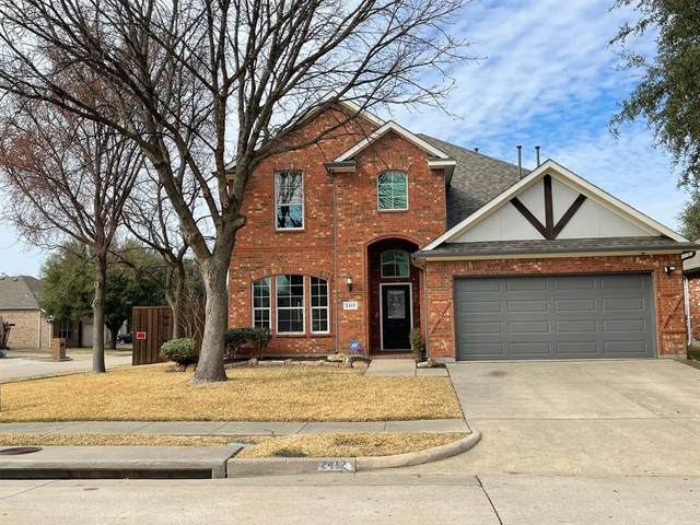 2412 Eaton Drive, Mckinney, TX 75072 (MLS #14501916) :: Robbins Real Estate Group