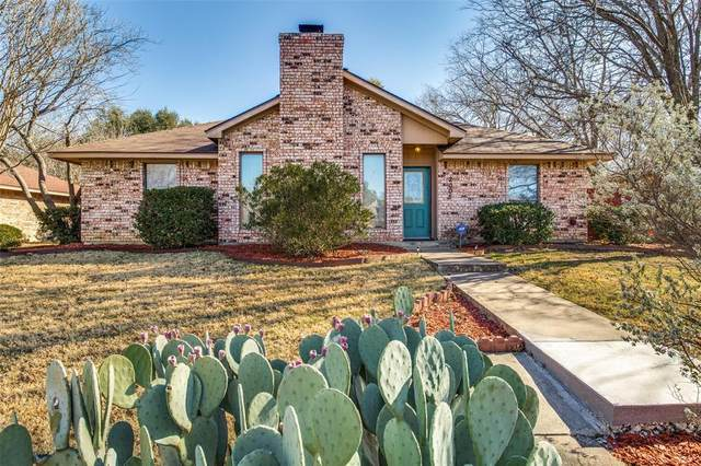 2005 Camellia Street, Denton, TX 76205 (MLS #14501920) :: The Kimberly Davis Group