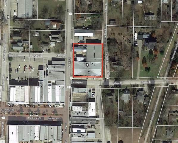 110 N Main Street, Farmersville, TX 75442 (MLS #14501931) :: The Mauelshagen Group