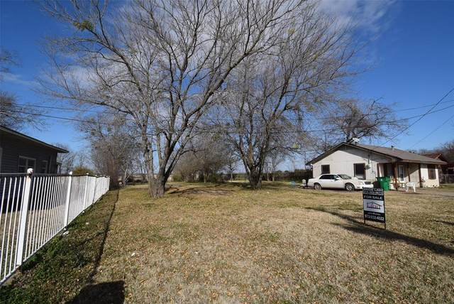 1307 E 1st North Street, Kaufman, TX 75142 (MLS #14501947) :: The Kimberly Davis Group