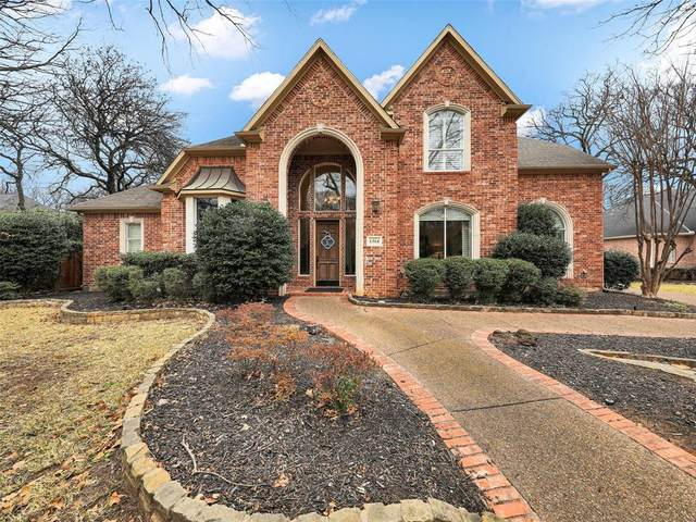 1314 Forest Hills Court, Southlake, TX 76092 (MLS #14501982) :: The Hornburg Real Estate Group