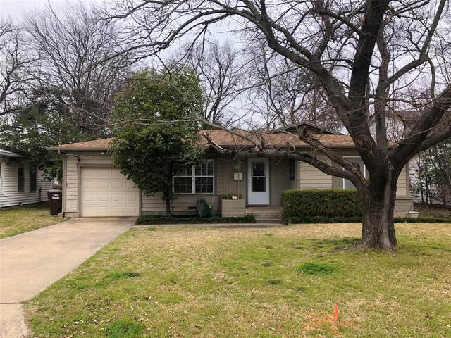 910 Crescent Street, Denton, TX 76201 (MLS #14501991) :: Robbins Real Estate Group