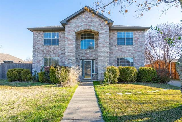 311 Foxwood Lane, Wylie, TX 75098 (MLS #14501998) :: Front Real Estate Co.