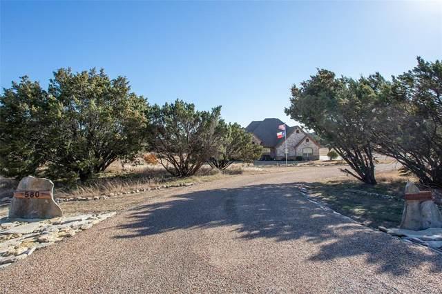 580 Beacon Lake Drive, Bluff Dale, TX 76433 (MLS #14502003) :: The Kimberly Davis Group