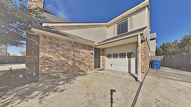2873 Harbinger Lane, Dallas, TX 75287 (MLS #14502012) :: The Mauelshagen Group
