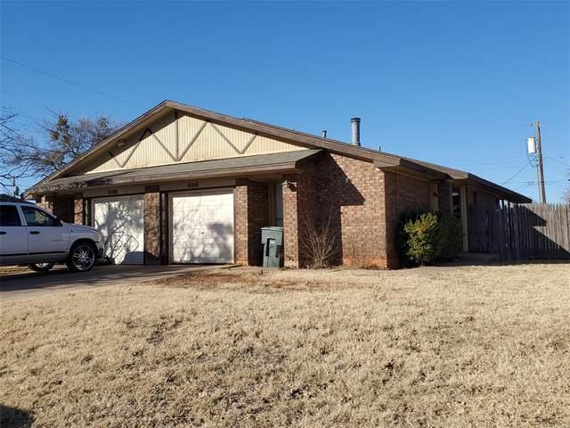 4106 Russell Avenue, Abilene, TX 79605 (MLS #14502029) :: The Rhodes Team