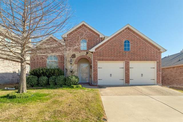 608 Ricochet Drive, Fort Worth, TX 76131 (MLS #14502036) :: The Kimberly Davis Group