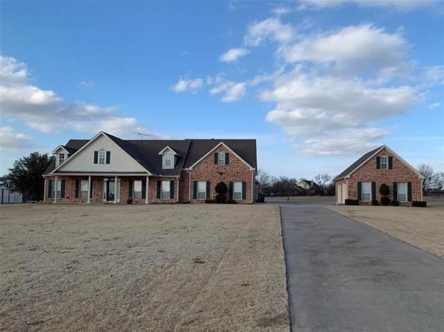 191 Whites Hill Road, Van Alstyne, TX 75495 (MLS #14502055) :: Team Hodnett