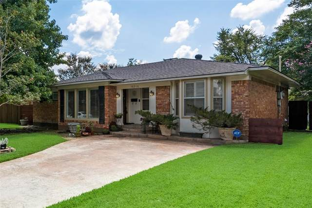 10316 Linkwood Drive, Dallas, TX 75238 (MLS #14502062) :: Robbins Real Estate Group