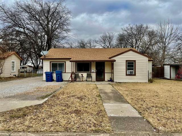 1633 Globe Avenue, Blue Mound, TX 76131 (MLS #14502074) :: The Kimberly Davis Group