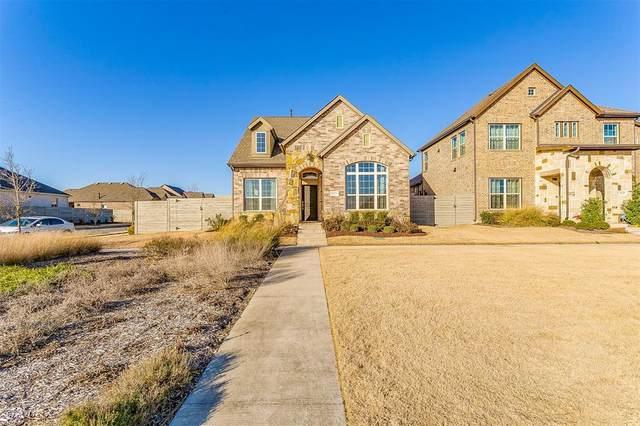 825 Parkside Drive, Argyle, TX 76226 (MLS #14502084) :: The Mauelshagen Group