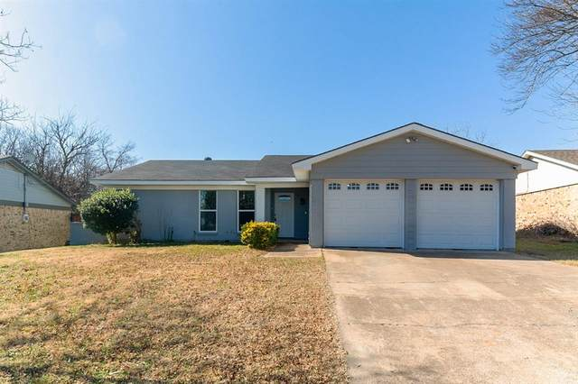 6808 Woodway Drive, Fort Worth, TX 76133 (MLS #14502088) :: The Mauelshagen Group