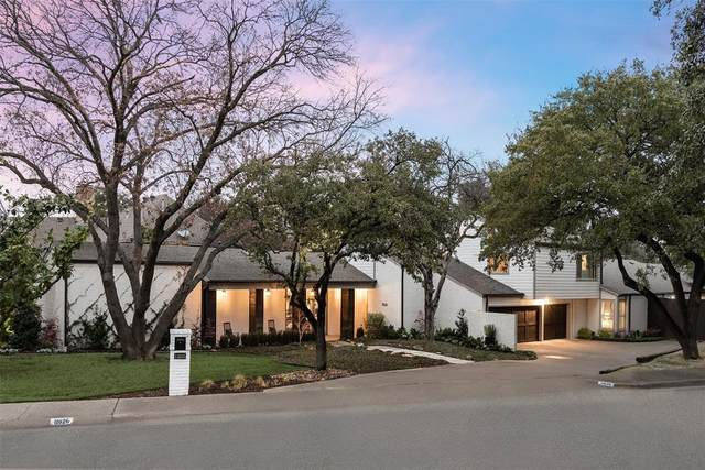11626 High Forest Drive, Dallas, TX 75230 (MLS #14502089) :: The Kimberly Davis Group