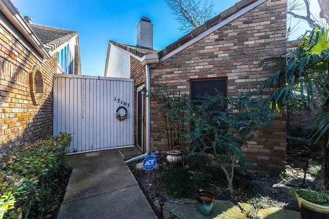 17107 Windward Lane, Addison, TX 75001 (MLS #14502094) :: The Mauelshagen Group