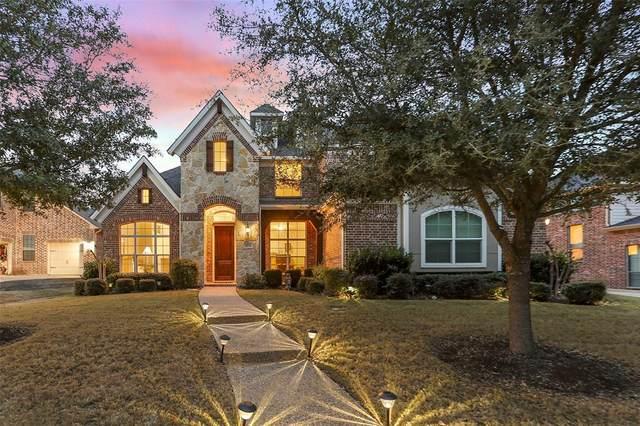 2571 Cedarbrook Lane, Prosper, TX 75078 (MLS #14502099) :: Frankie Arthur Real Estate