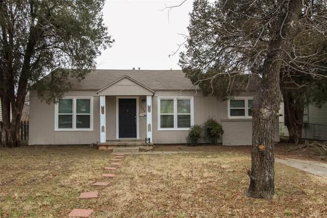 1334 Lillius Street, Abilene, TX 79603 (MLS #14502116) :: The Mauelshagen Group