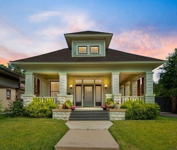 1931 5th Avenue, Fort Worth, TX 76110 (MLS #14502120) :: The Mauelshagen Group