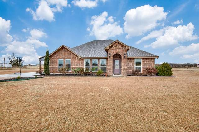 244 County Road 3170, Decatur, TX 76234 (MLS #14502132) :: The Mauelshagen Group