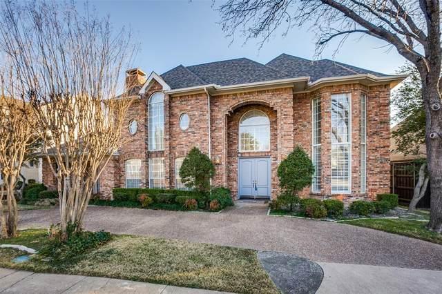 5616 Willow Wood Lane, Dallas, TX 75252 (MLS #14502147) :: Post Oak Realty
