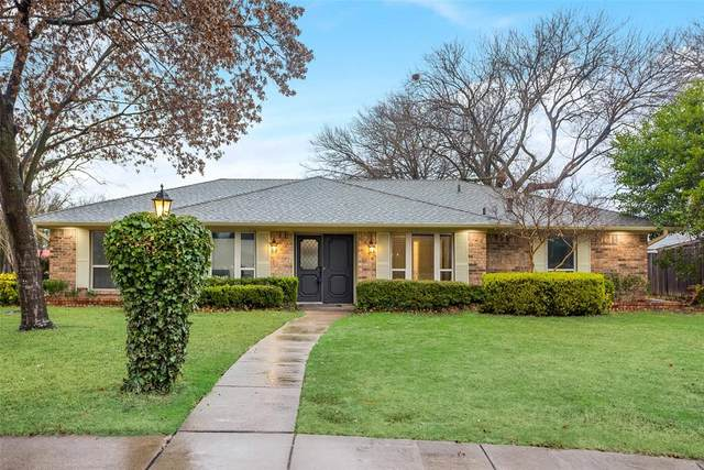 2739 N Colfax Circle, Plano, TX 75075 (MLS #14502151) :: The Hornburg Real Estate Group