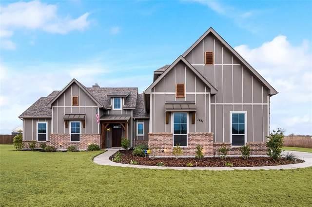 1481 E Highland Road, Waxahachie, TX 75167 (MLS #14502172) :: The Hornburg Real Estate Group
