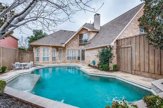 3655 Copper Stone Drive, Dallas, TX 75287 (MLS #14502175) :: The Mauelshagen Group