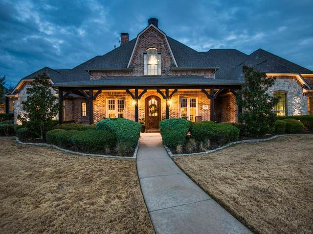 1740 Blue Forest Drive, Prosper, TX 75078 (MLS #14502176) :: The Good Home Team