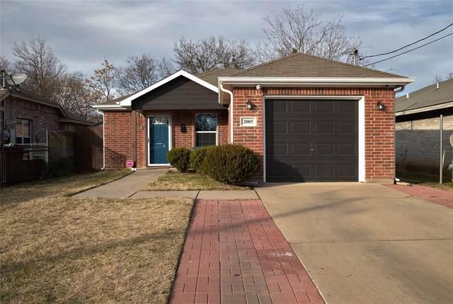 2005 Angelina Drive, Dallas, TX 75212 (MLS #14502177) :: Post Oak Realty