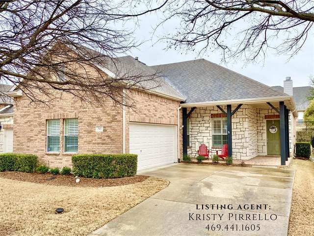703 Scenic Ranch Circle, Fairview, TX 75069 (MLS #14502178) :: Real Estate By Design