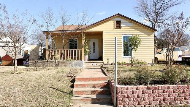 1113 Chicago Avenue S, Fort Worth, TX 76105 (MLS #14502179) :: ACR- ANN CARR REALTORS®